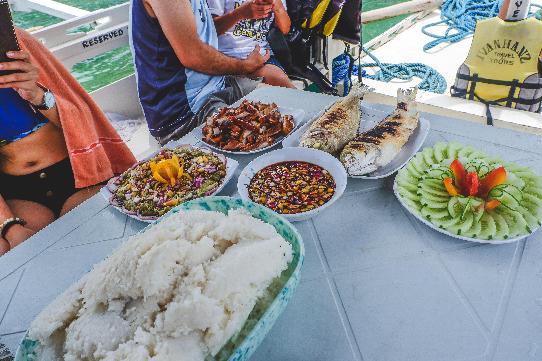 Boat Food